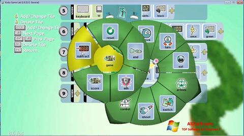 Screenshot Kodu Game Lab für Windows 7