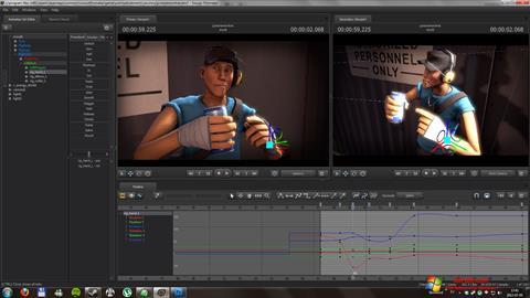 Screenshot Source Filmmaker für Windows 7