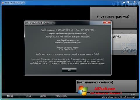 Screenshot FastPictureViewer für Windows 7