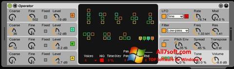 Screenshot OperaTor für Windows 7